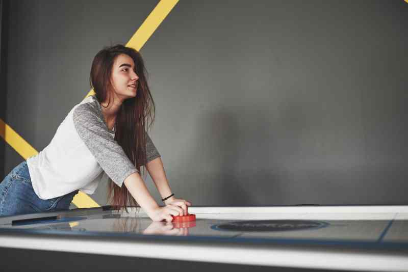 Why Should You Clean An Air Hockey Table
